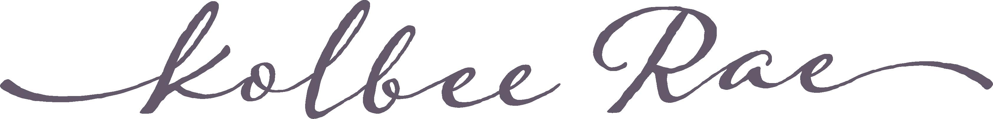 Kolbee Rae Designs
